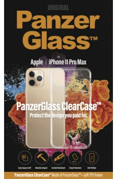 PanzerGlass ClearCase for Apple iPhone 11 Pro Max