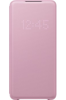 Samsung LED View Cover Galaxy S20+_SM-G985, pink